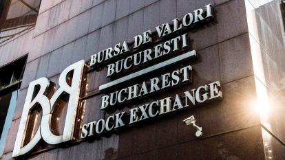 Bucharest stock exchange