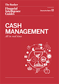 Cash management: all in real time