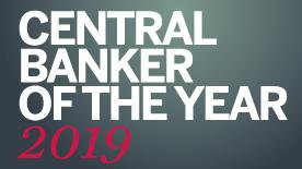 Central Banker of the Year 2019