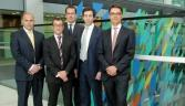 Citi's central and eastern Europe, Middle East and Africa debt capital markets team: (from left) Ignacio Temerlin, Peter Charles, Blazej Dankowski, William Weaver and Vassiliy Tengayev