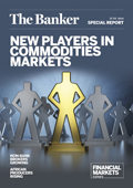 Commodities brokers move to fill the gap