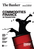 commodities finance COVER