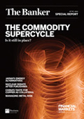 Commodities supercycle