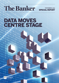 Data moves centre stage