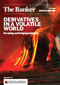 Derivatives in a volatile world