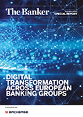 Digital transformation cover