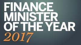 Finance minister of the year 2017