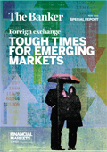 Foreign exchange: tough times for emerging markets