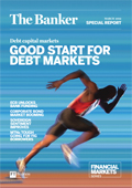 good start for debt markets