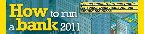 How to run a bank 2011 banner image