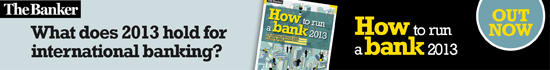 How To Run A Bank 2013