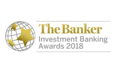 Investment Banking awards logo 2018