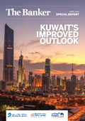 Kuwait's improved outlook
