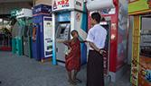 Myanmar starts to find its financial feet