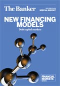 New financing models for debt capital markets