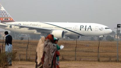 Pakistan airlines teaser