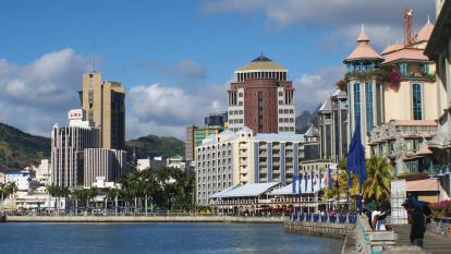 Port Louis teaser