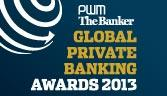 Private Banking Awards 2013
