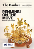 Renminbi on the move