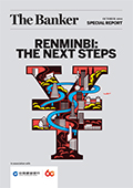 Renminbi: the next steps