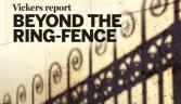 Ring-fence report cover