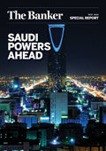 Saudi powers ahead