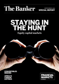 Staying in the hunt: equity capital markets cover