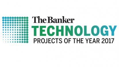 Technology projects of the year 2017 logo