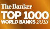 Top 1000 World Banks 2013