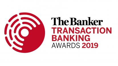 Transaction banking awards teaser logo