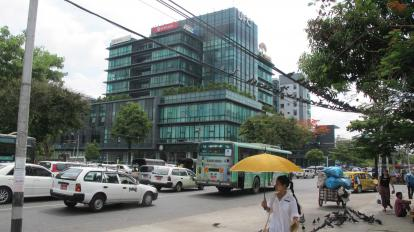 Union Financial Centre, Yangon teaser